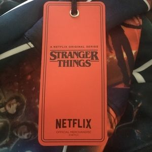 "Forever 21 Tops - Netflix ""Stranger Things"" Hoody"